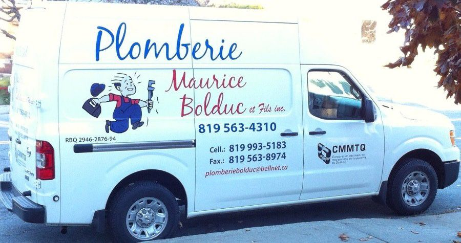 Camion Plomberie Maurice